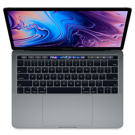 Ноутбук Apple MacBook Pro 13 TB i5 2,3/8/256SSD SG (MR9Q2) в Юлмарт