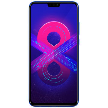 Смартфон Honor 8X 64Gb Blue (JSN-L21) в Юлмарт